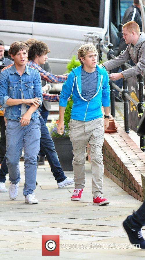 Louis Tomlinson, Niall Horan 2