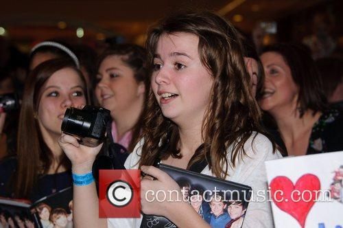 One Direction Photocall at Lakeside Shopping Center
