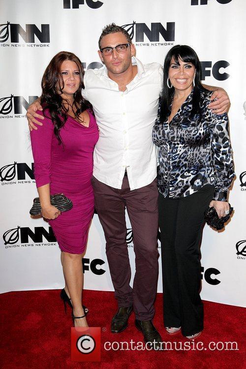 Mob Wives, Karen Gravano, Renee Graziano IFC's 'Onion...