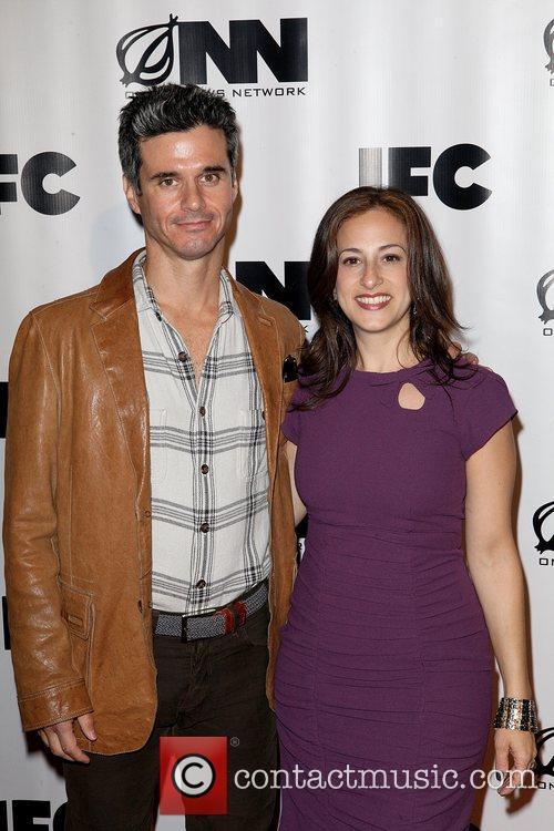 IFC's, Executive Producers, Evan Shapiro, Jennifer Caserta IFC's...
