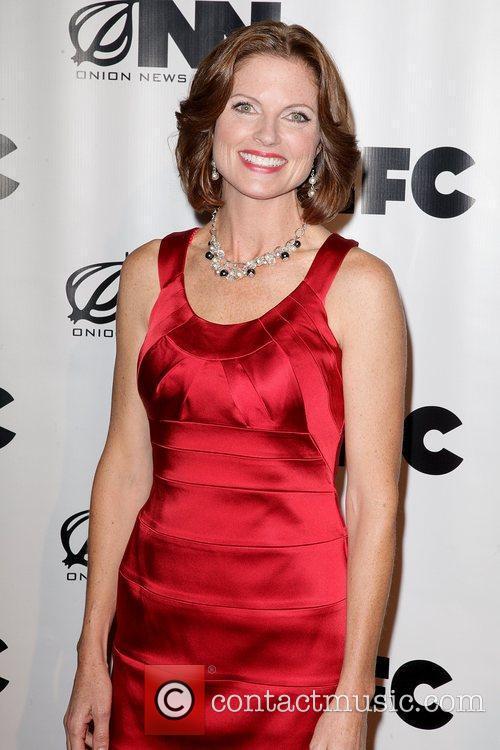 Tracy Toth aka Tracy Gill IFC's 'Onion News...