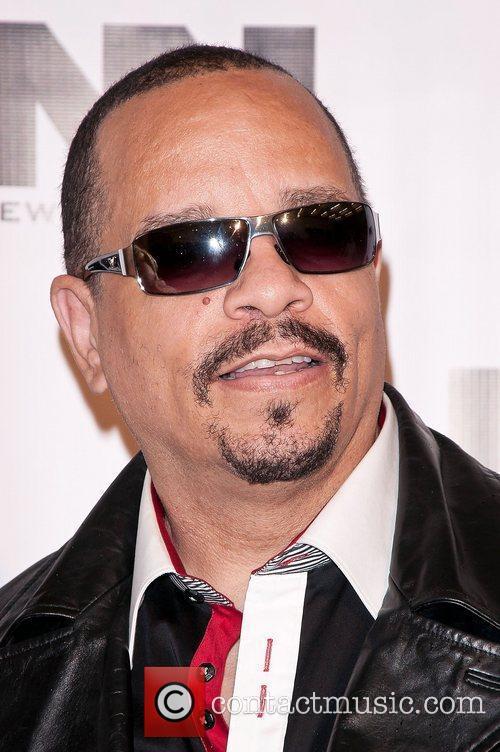 Ice-T IFC's 'Onion News Network' season 2 premiere...
