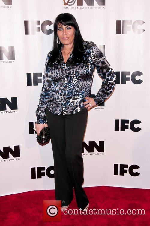 Renee Graziano IFC's 'Onion News Network' season 2...