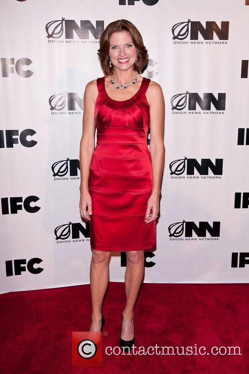Tracy Toth IFC's 'Onion News Network' season 2...