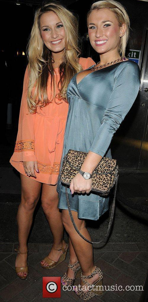 Only Way is Essex Star's Sam Faiers and...