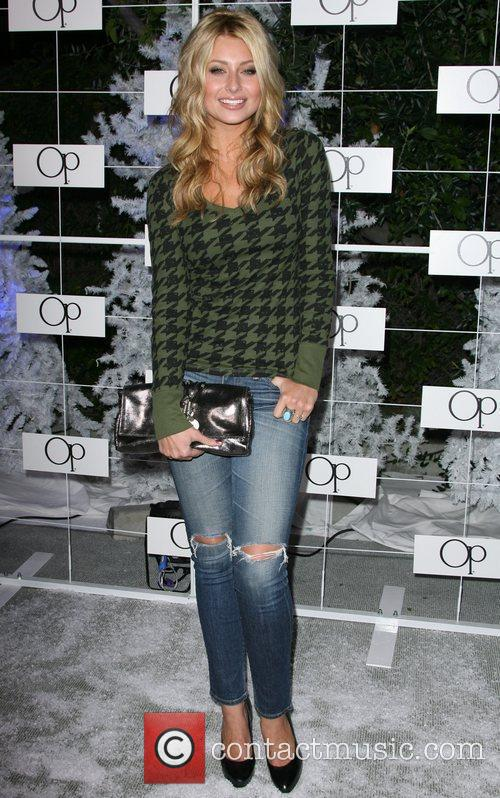 aly michalka op celebrates winter wonderland held 3614777