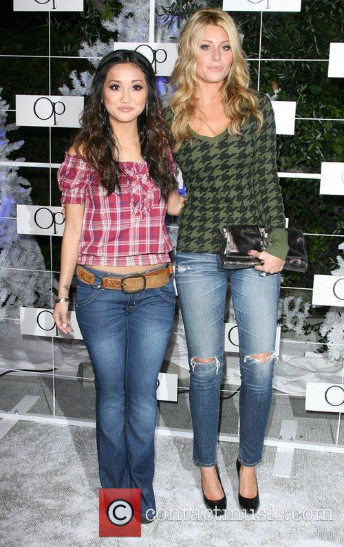 Brenda Song and Aly Michalka 10