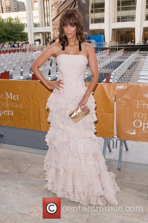 Attending The Metropolitan Opera Season opening night performance...