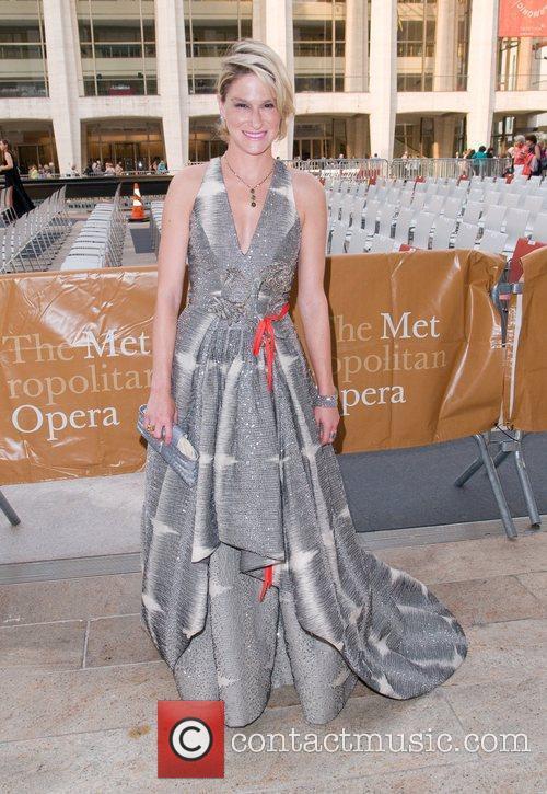Judy Macklowe The Metropolitan Opera Season opening night...