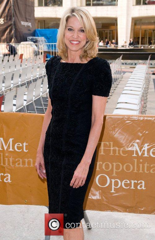 Paula Zahn The Metropolitan Opera Season opening night...