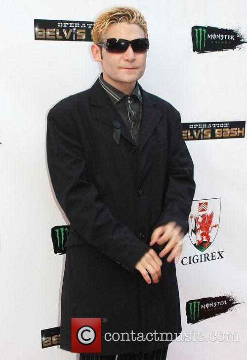 Corey Feldman Operation Belvis Bash Premiere at ArcLight...