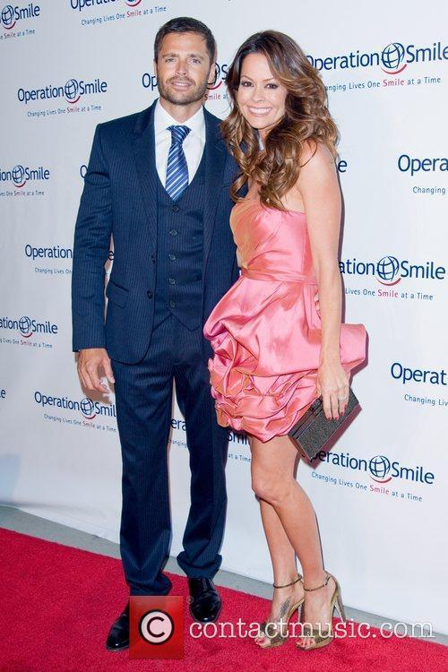 David Charvet, Brooke Burke  The 8th annual...