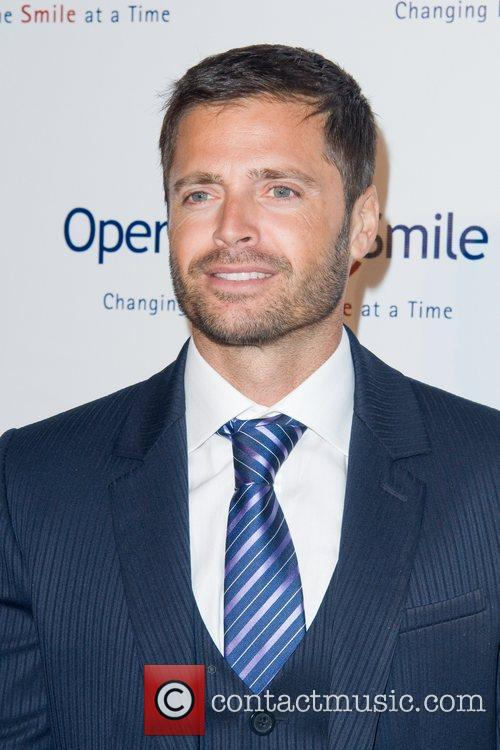 David Charvet  The 8th annual Operation Smile...