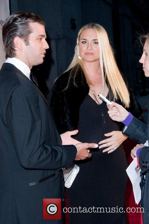 Donald Trump Jr., Vanessa Trump  The 8th...