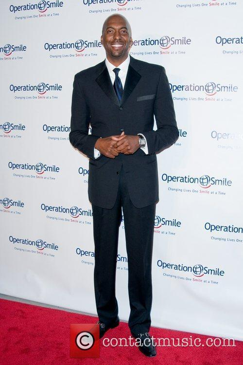 John Salley  The 8th annual Operation Smile...