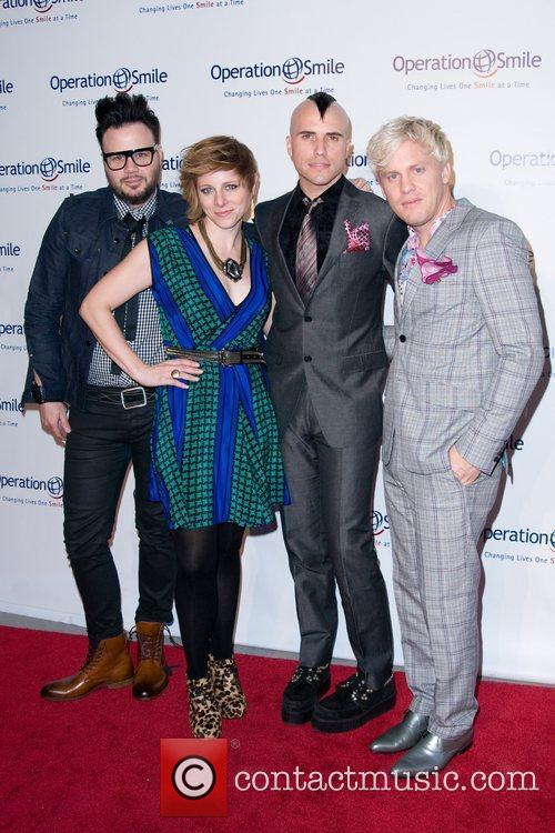 Neon Trees  The 8th annual Operation Smile...