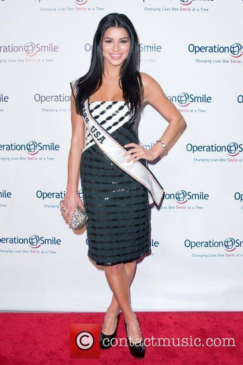 Rima Fakih  The 8th annual Operation Smile...