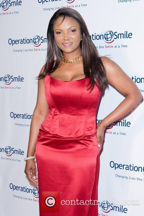 The 8th annual Operation Smile event, honouring Santo...