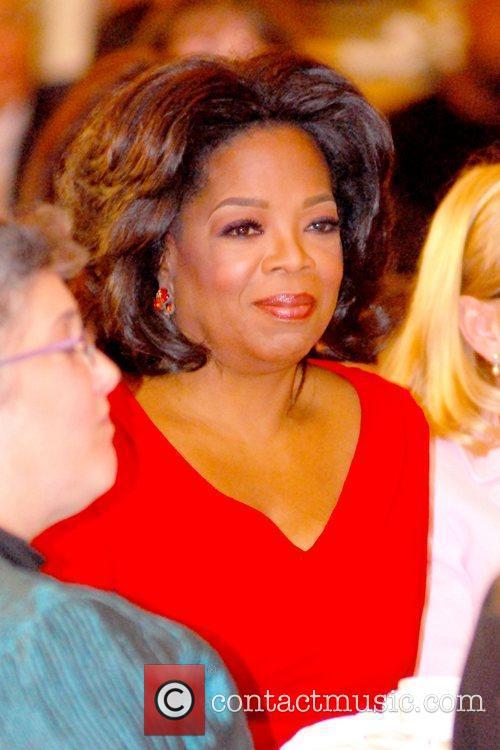 Oprah Winfrey Ceremony to induct Oprah Winfrey into...