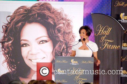 Speaker Ceremony to induct Oprah Winfrey into the...