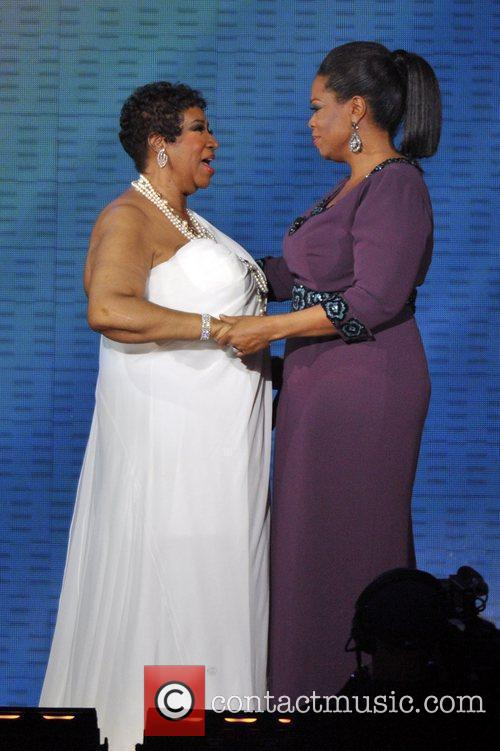Aretha Franklin and Oprah Winfrey 4