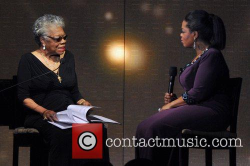 Maya Angelou and Oprah Winfrey 3