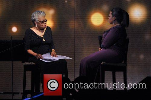 Maya Angelou and Oprah Winfrey 1