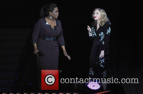 Oprah Winfrey and Madonna 10
