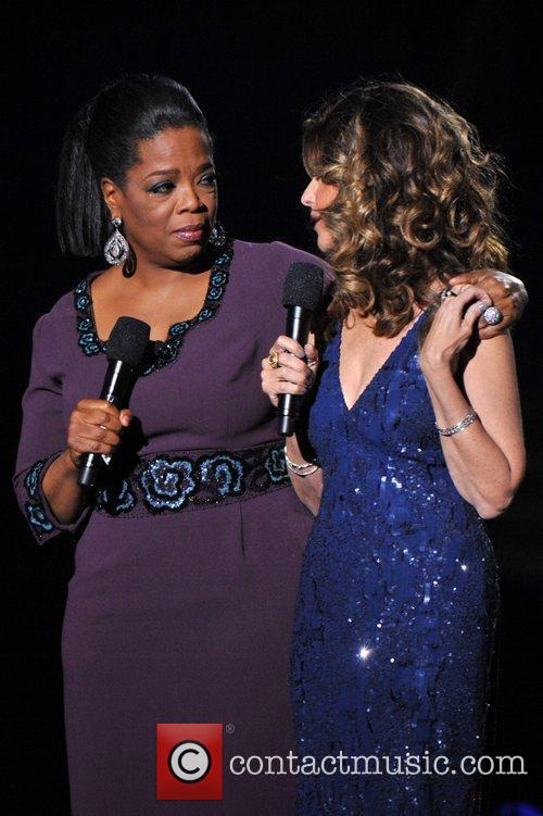 Oprah Winfrey and Maria Shriver 5
