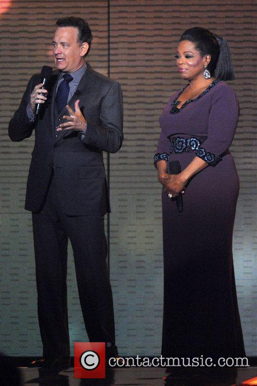 Oprah Winfrey and Tom Hanks 2