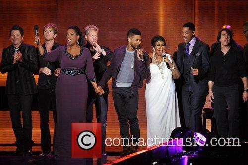 Oprah Winfrey, Aretha Franklin, Tom Cruise, Usher and Will Smith 3