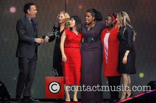 Tom Hanks, Madonna and Oprah Winfrey 4
