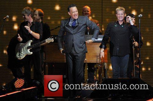 Tom Hanks and Rascal Flatts 5