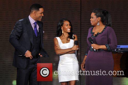 Will Smith, Jada Pinkett-smith and Oprah Winfrey 2