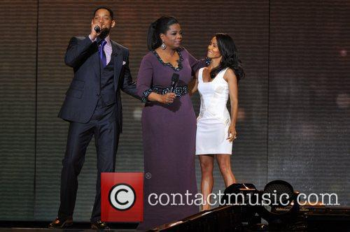 Will Smith, Jada Pinkett-smith and Oprah Winfrey 5