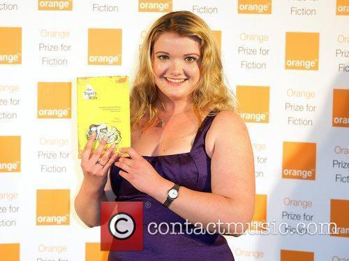 Winner of Britain's Orange Prize for Fiction, Tea...