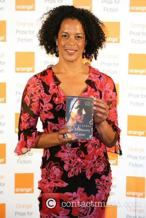 Aminatta Forna Orange Prize for Fiction 2011 -...