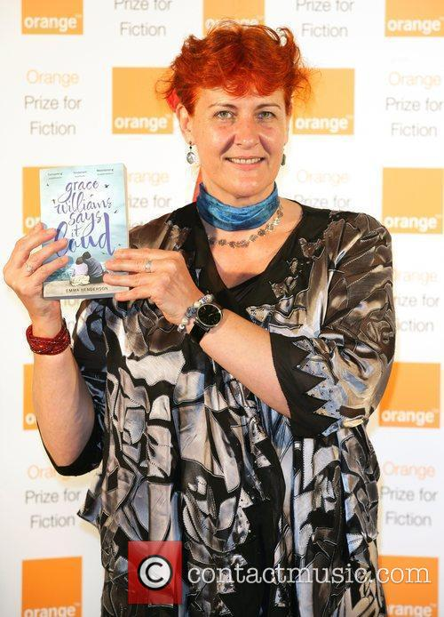 Emma Henderson Orange Prize for Fiction 2011 -...