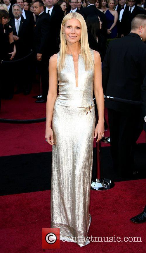 Gwyneth Paltrow, Academy Of Motion Pictures And Sciences and Academy Awards 5