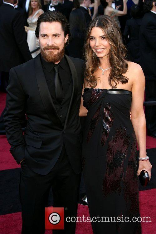 Christian Bale and Sandra Blazic 83rd Annual Academy...