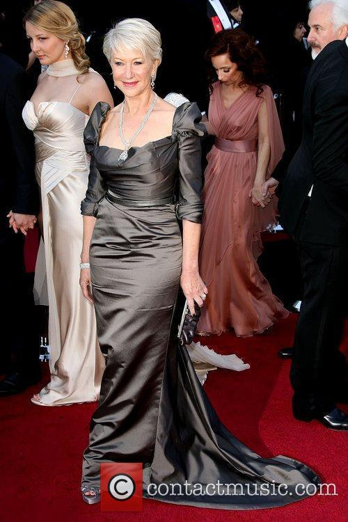 Helen Mirren, Academy Of Motion Pictures And Sciences and Academy Awards 2