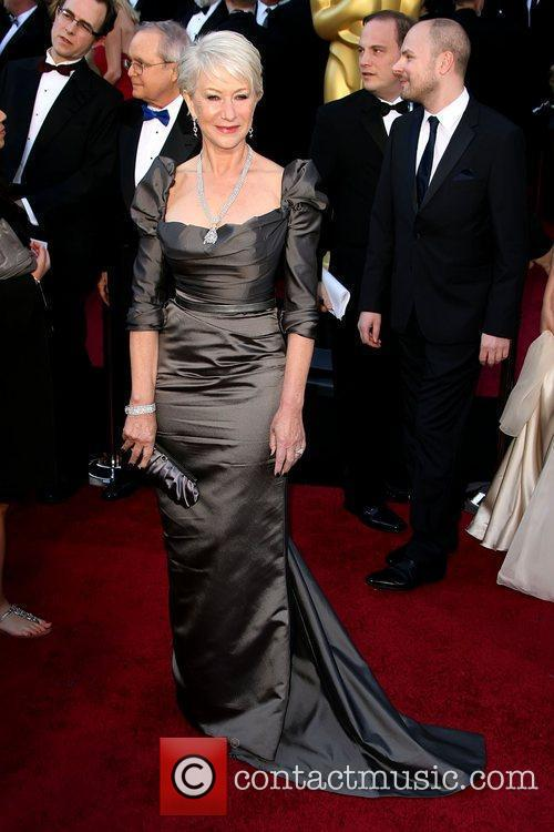 Helen Mirren, Academy Of Motion Pictures And Sciences and Academy Awards 5