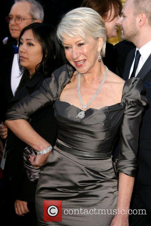 Helen Mirren, Academy Of Motion Pictures And Sciences and Academy Awards 4