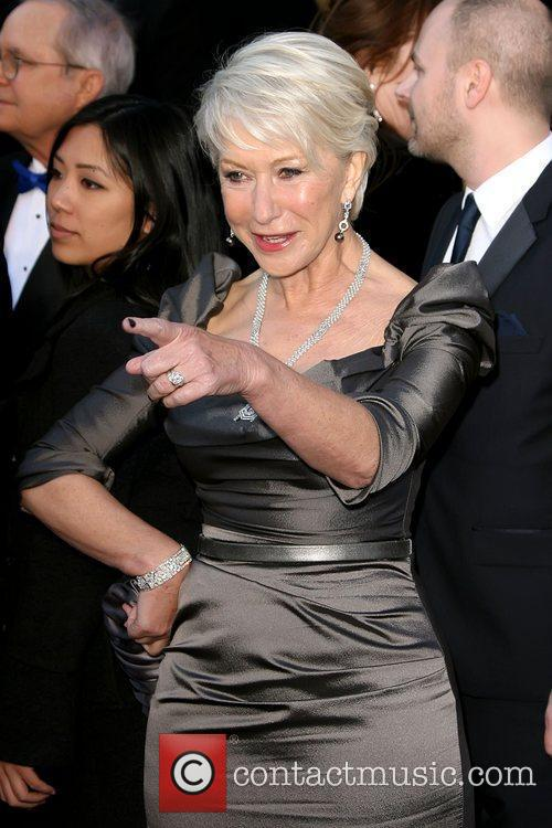 Helen Mirren, Academy Of Motion Pictures And Sciences and Academy Awards 6