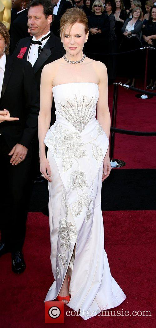 Nicole Kidman and Academy Of Motion Pictures And Sciences 5