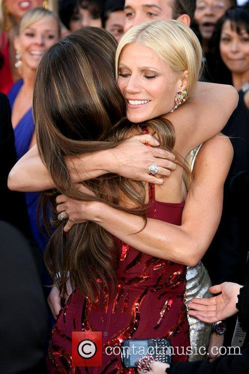 Penelope Cruz, Gwyneth Paltrow and Academy Of Motion Pictures And Sciences 4