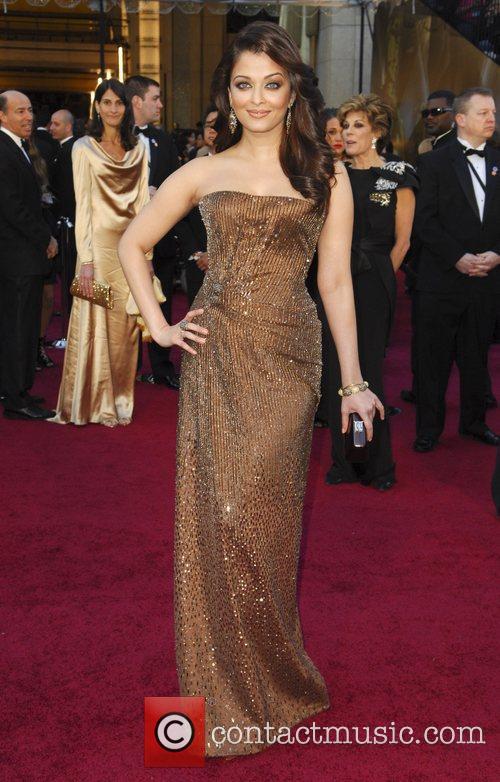 Aishwarya Rai, Alejandro Gonzalez Inarritu, Academy Awards and Kodak Theatre