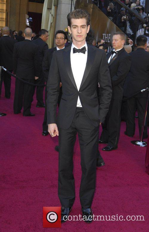 Andrew Garfield, Alejandro Gonzalez Inarritu, Academy Awards and Kodak Theatre 6