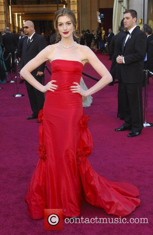 Anne Hathaway, Academy Awards and Kodak Theatre 1