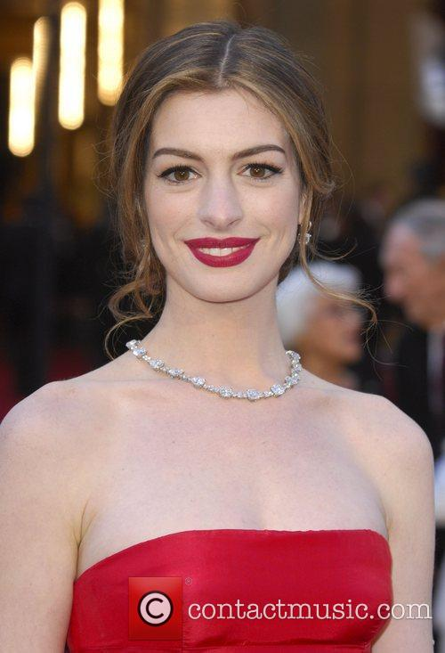 Anne Hathaway, Academy Awards and Kodak Theatre 2